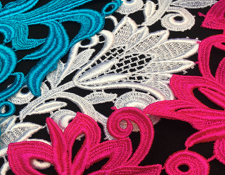 Last Chance Guipure and Crochet Lace