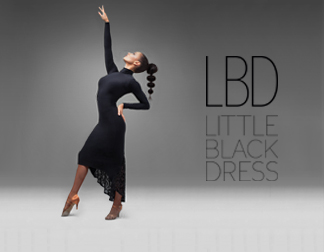 LAST CHANCE LITTLE BLACK DRESS