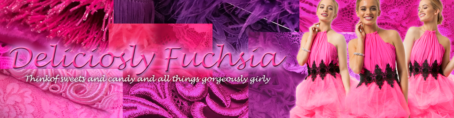 Deliciously Fuchsia