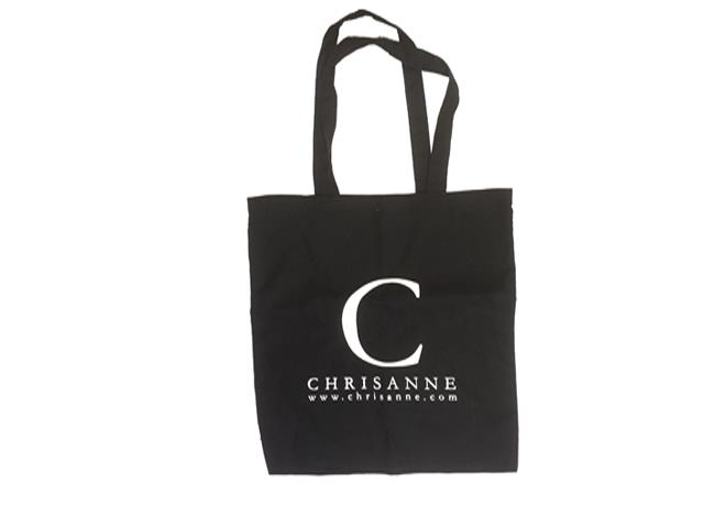 CHRISANNE DESIGNER BAG BLACK