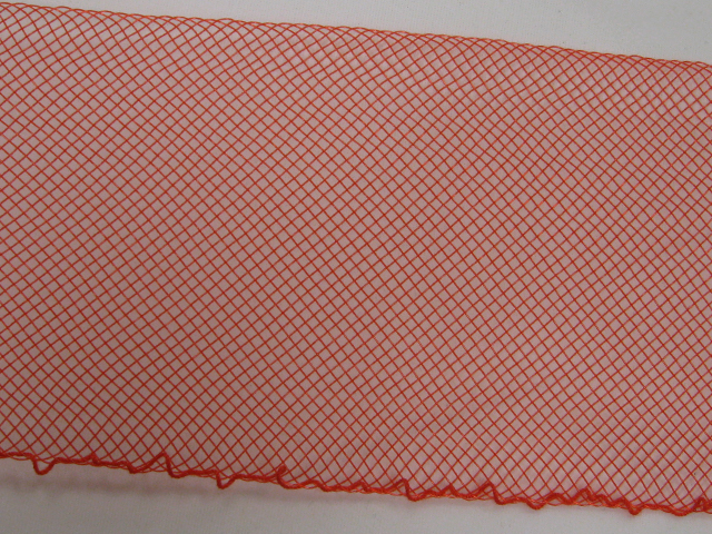 RIGID CRINOLINE 77MM RED