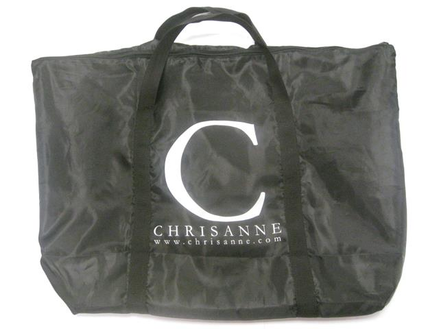 CHRISANNE DRESS BAG BLACK