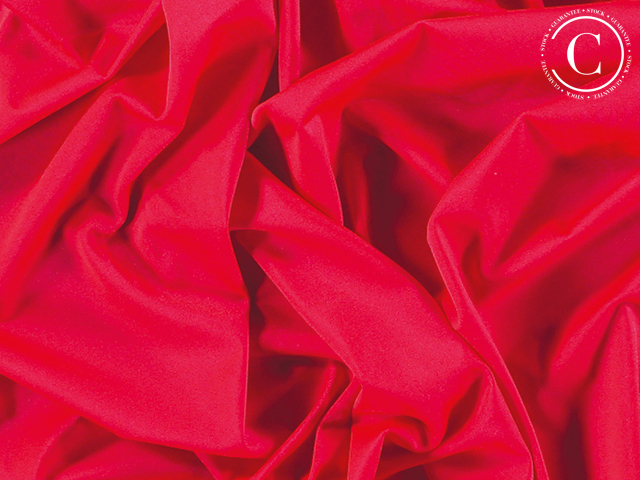 LUSTRE LYCRA FLUORESCENT RED