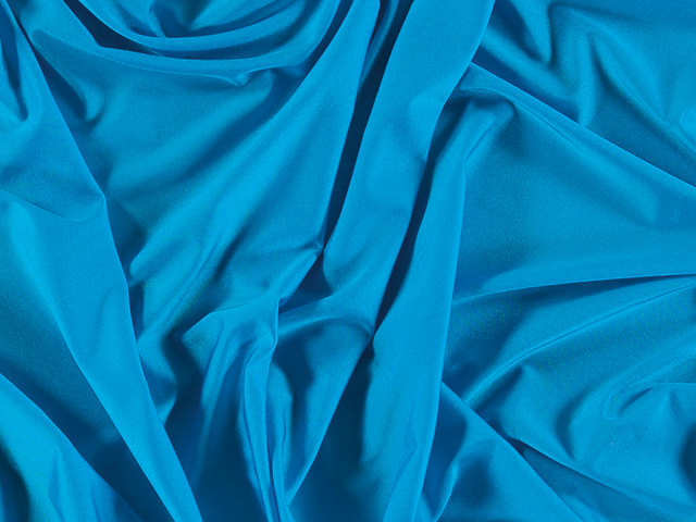 LUSTRE LYCRA TURQUOISE