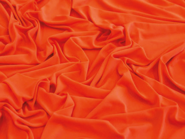 LUXURY CREPE ORANGE