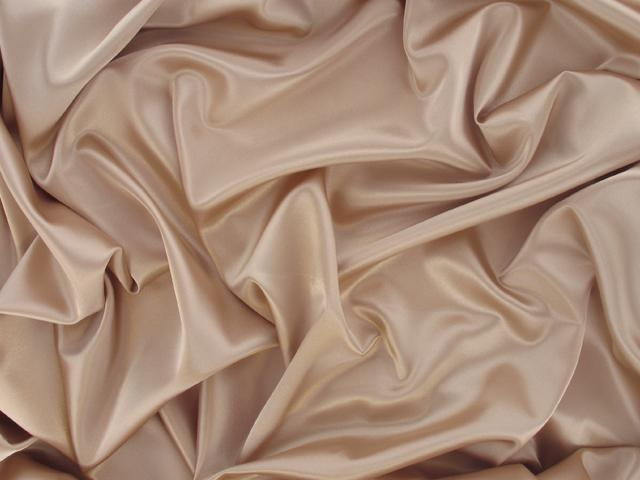 STRETCHSATIN GLOSS LIGHT CAPPUCCINO