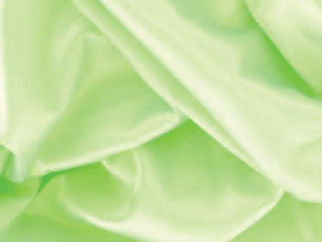 STRETCH SATIN LIME SORBET