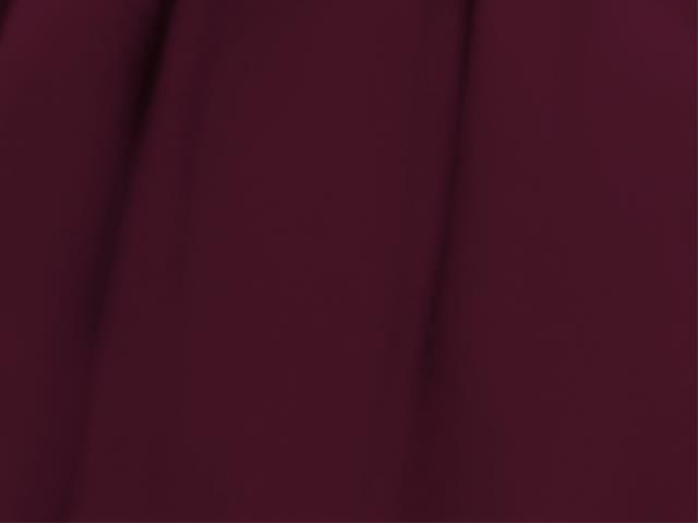 STRETCH GABARDINE DARK PLUM