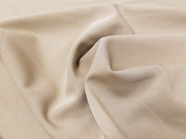 STRETCH GABERDINE BEIGE
