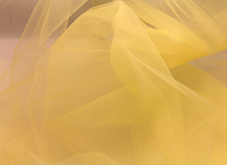SOFT TULLE-LEMON