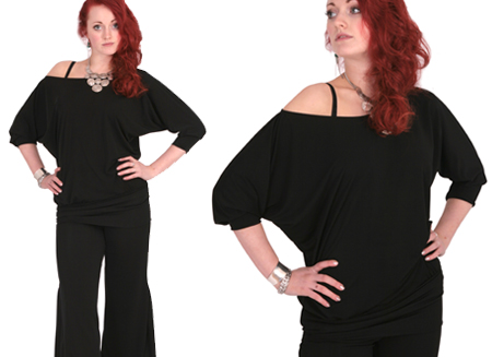 AIMEE TOP- BLACK-SMALL