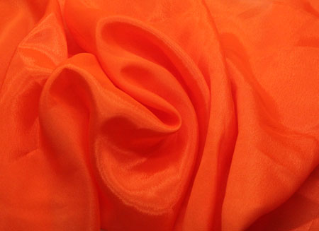 PEARL CHIFFON ORANGE