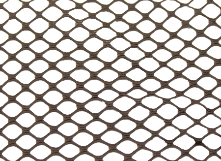 STRETCH  FISHNET-SMALL CHOC