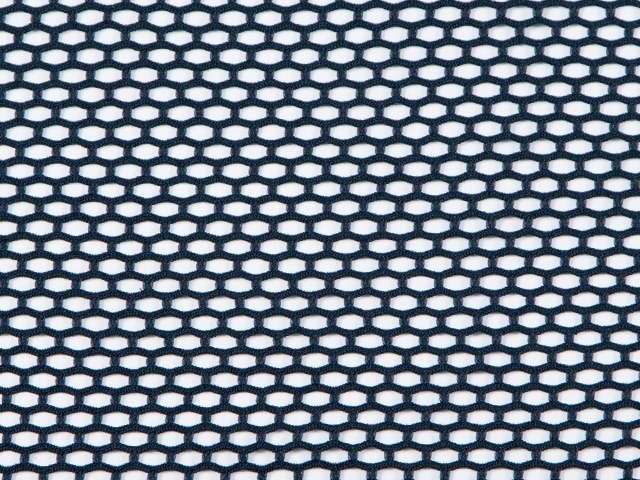 MICRO FISH NET BLACK