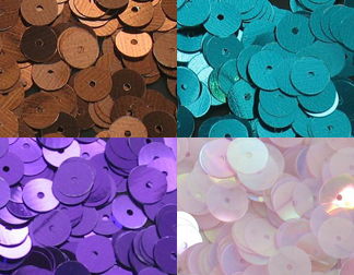 LOOSE SEQUINS 8MM